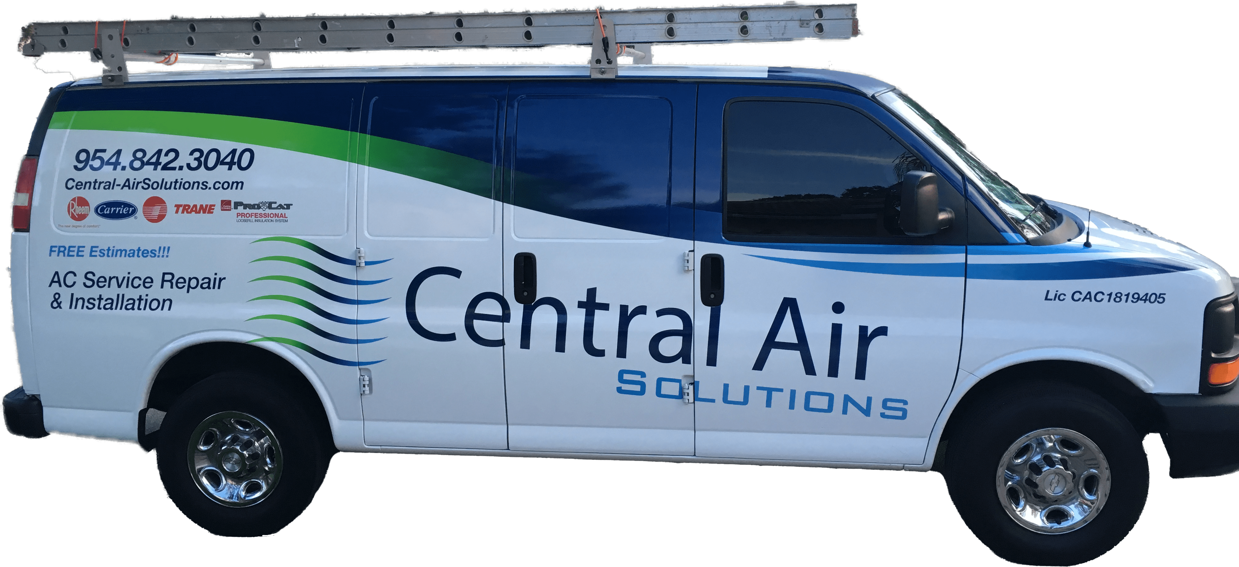 Central Air Solutions